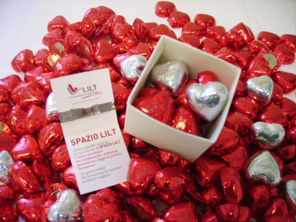"""San Valentino con Lilt: sabato 11 febbraio 2012, Centro Commerciale """"Gli Orsi"""""""