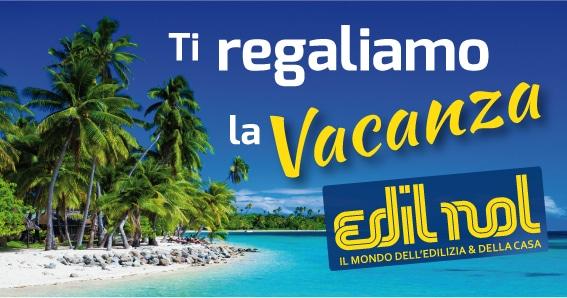 Edilnol ti regala la vacanza