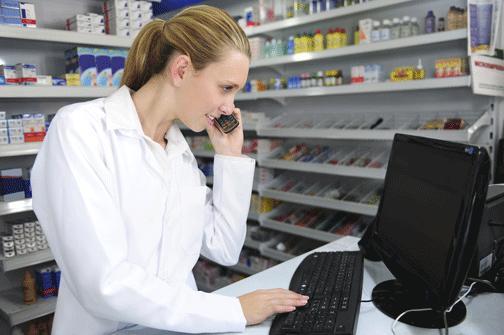 Farmacia in Rosa a ottobre 2013