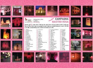 Nastro Rosa 2013: Biella una provincia in Rosa