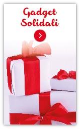Gadgets Solidali e Regali di Natale per le Aziende