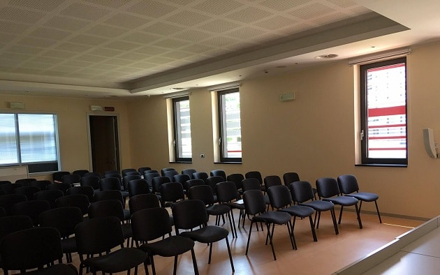 sala convegni SPAZIO LILT
