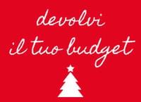 Bottone Natale Solidale per Aziende - Devolvi