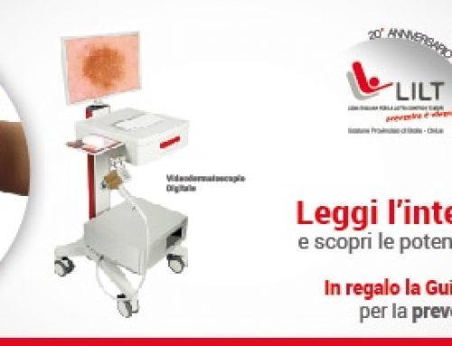 Il Videodermatoscopio digitale per la Prevenzione del Melanoma