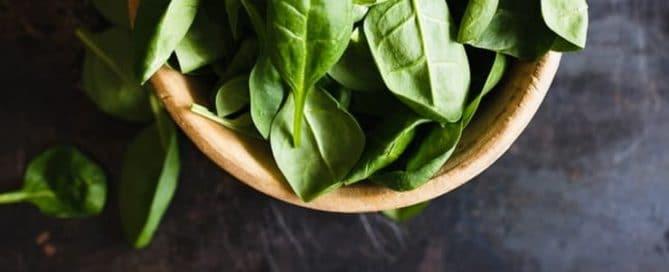 riso erbette e spinaci
