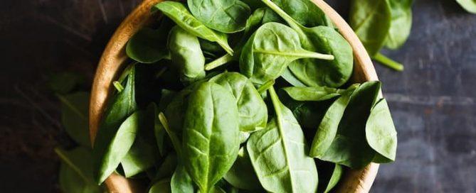 Tiramisù di spinaci