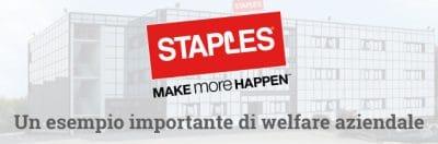 Staples e il welfare aziendale