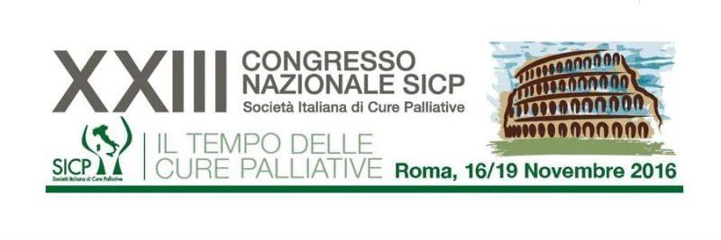 XXIII congresso Nazionale SICP