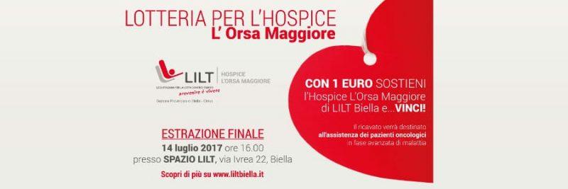 Lotteria Pro Hospice 2017