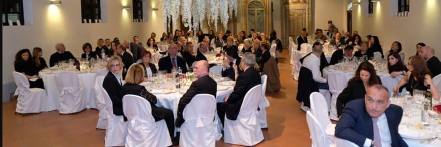 Cena di Gala alla Tenuta Castello di Cerrione