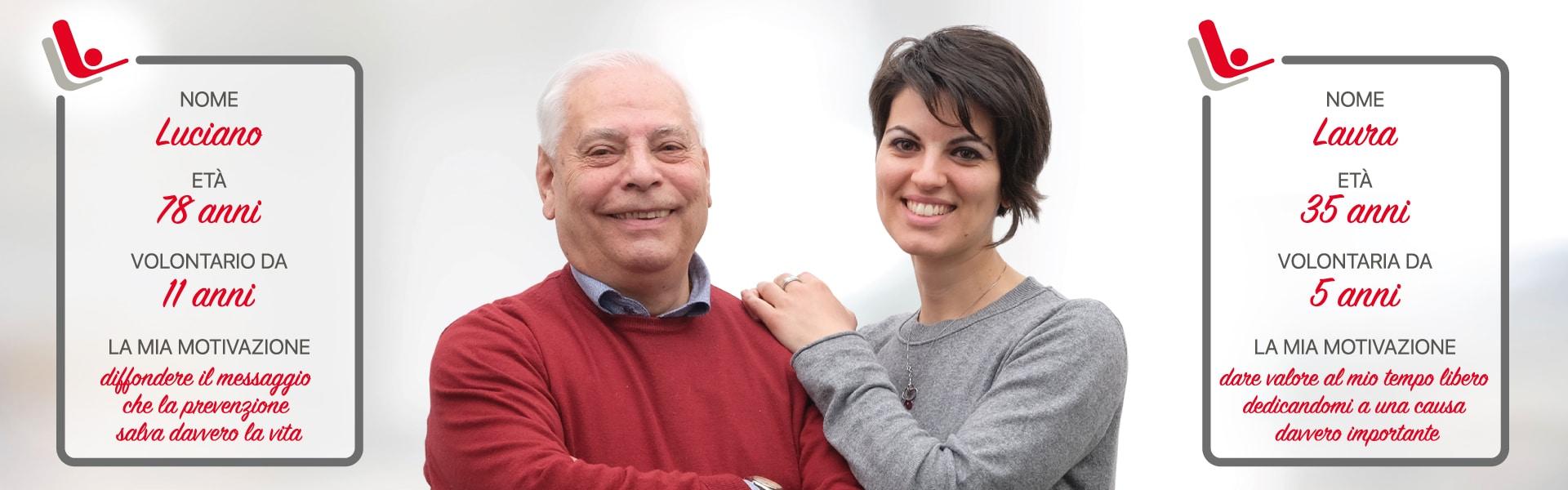 Diventa volontario LILT Biella