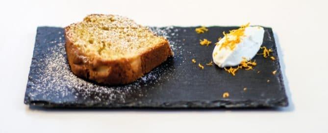Ciambella integrale con olio evo e arancia - LILT Biella