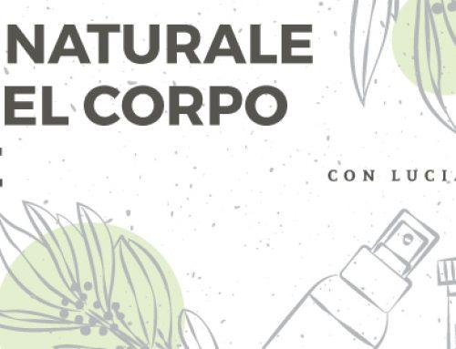 Lucia Cuffaro a Biella con un seminario sulla cosmesi naturale fai da te