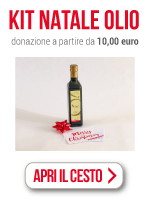 Kit Olio Natale 2018 LILT Biella