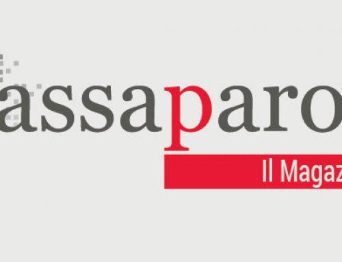 Scopri il numero di dicembre del nostro Passaparola