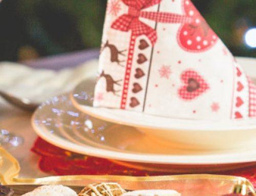 Antipasto di Natale: sformatini di Natale con patate, radicchio e tapinambur