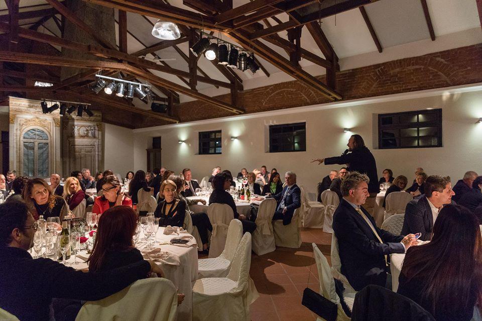 Cena di gala natalizia LILT Biella