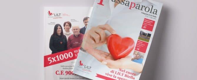 LILT Biella - Passaparola