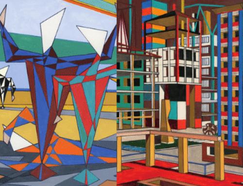 """Arte a Spazio LILT: la mostra """"Terzo Tempo"""" di Massimo Viana"""