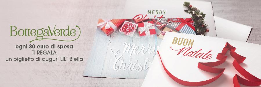 Shopping solidale a Natale per sostenere la prevenzione oncologica - LILT Biella