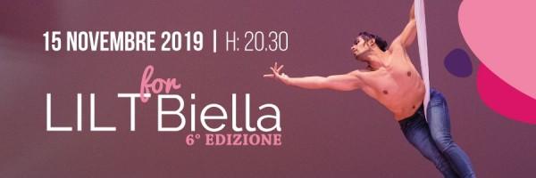 LILT for Biella 2019 - LILT Biella