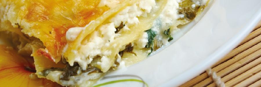 Lasagne veg - Ricette salutari LILT Biella