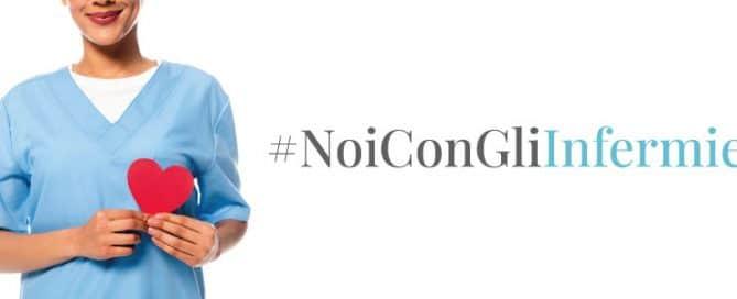 #NoiCongliInfermieri