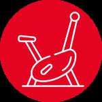 I macchinari della Palestra outdoor Biella - LILT Biella