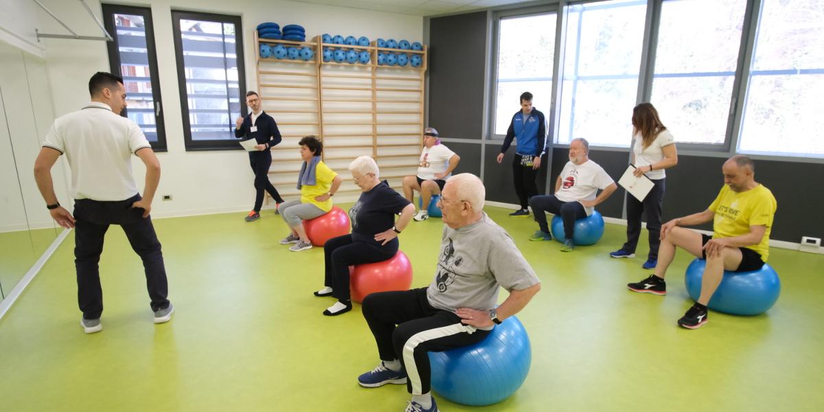 Attività fisica adattata: scopri la palestra di LILT Biella