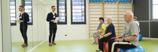 Attività Fisica Adattata a Spazio LILT - LILT Biella
