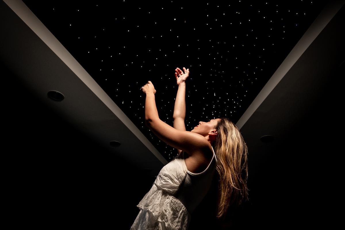 Arianna Quartesan Danza per LILT Biella