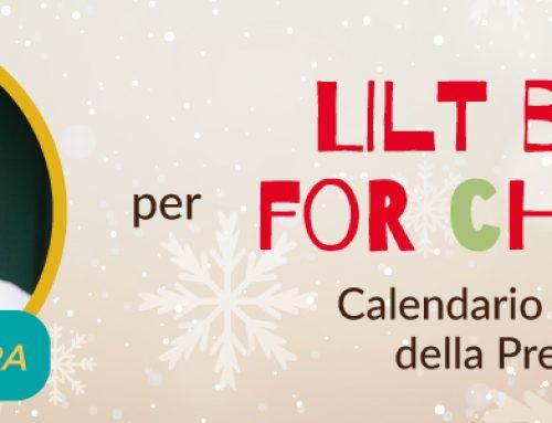 Mario Acampa, testimonial di LILT Biella for Children